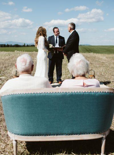 Small Wedding. Big Love.