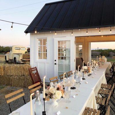 The Farmhouse On Green Bluff